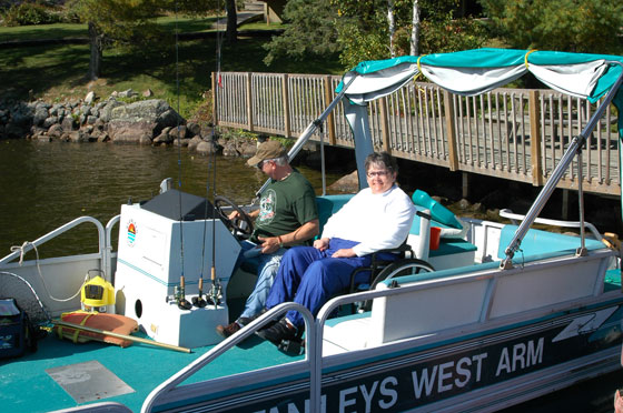 Stanleys Resort Wheel Chair Accessibility - Boat accessibility map us